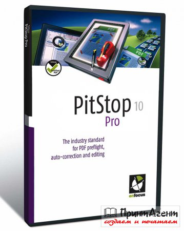 Enfocus PitStop Pro 10 Build 101578